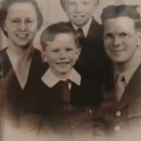 Rev. Gaskill and his family